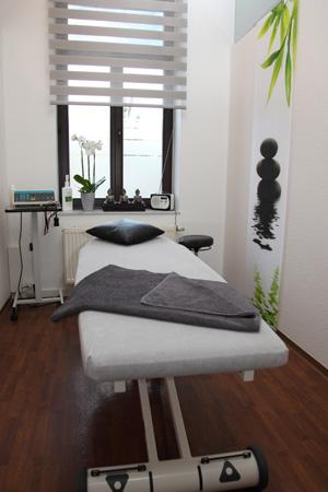 Impression der Physiotherapie Ines Müller auf der Barbarossastraße 101 auf dem Kaßberg in Chemnitz